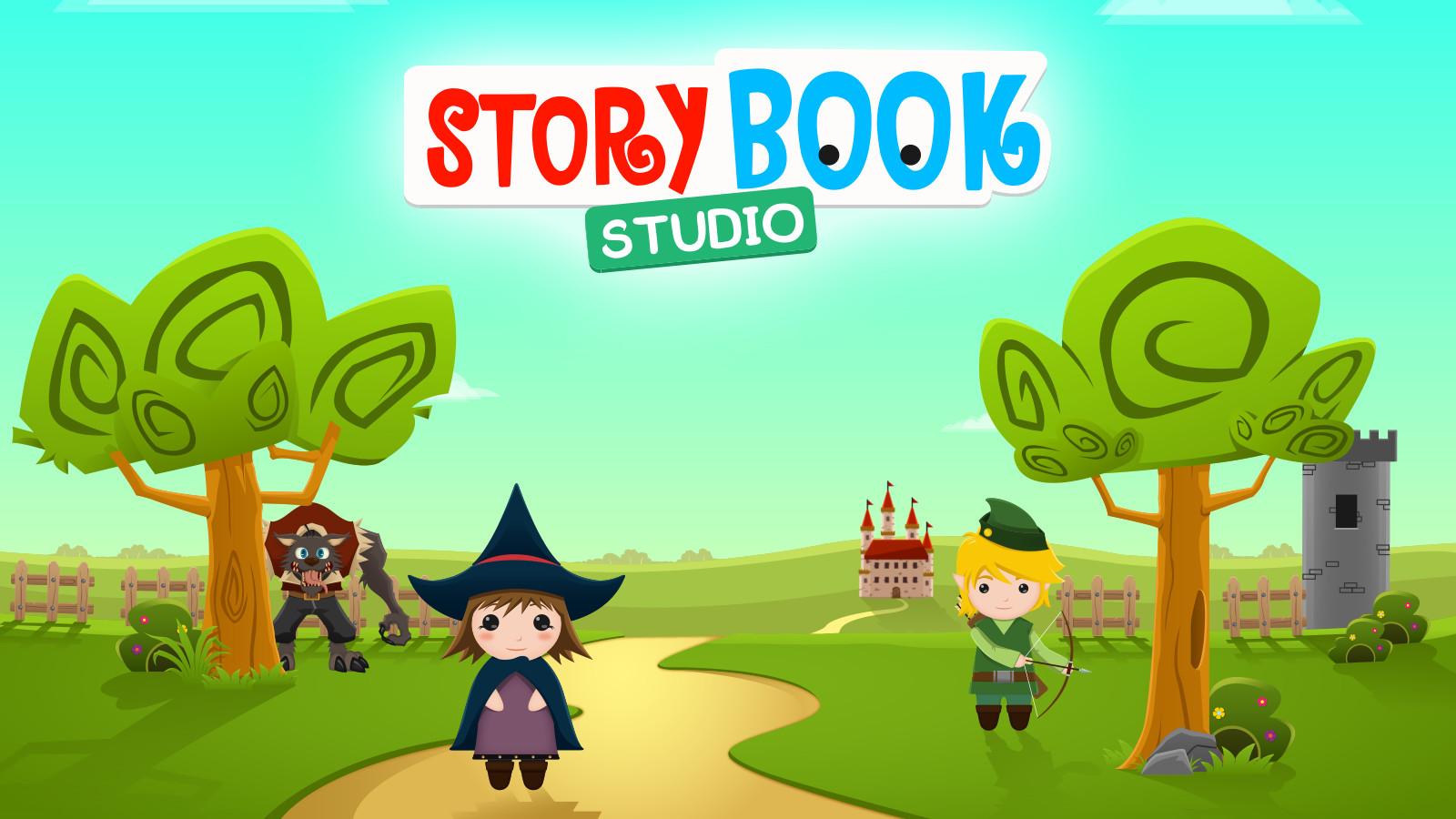 Play Video - StoryBook Studio