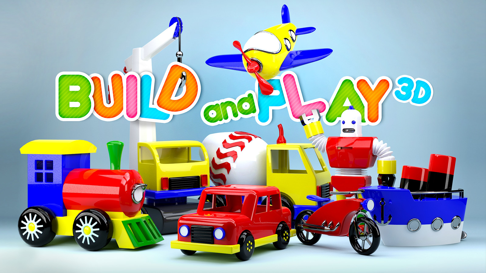 Build and Play 3D